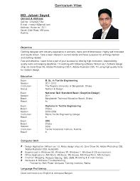 doc 12401754 resume examples resume tips squawkfox cv example it curriculum resume vitae cv examples