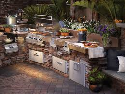 Outdoor Kitchen Creating An Outdoor Kitchen Space Home Trends Magazine