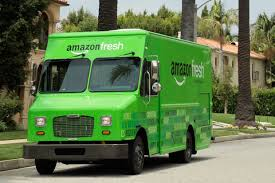 Amazon to accept food stamps for online grocery orders in select     Amazon is among seven grocers selected by the U S  Department of Agriculture to test online grocery ordering and payment using the Supplemental Nutrition
