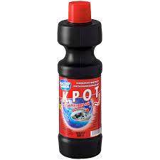 <b>Средство для прочистки труб</b> жидкость Крот, 580 мл   Магнит ...