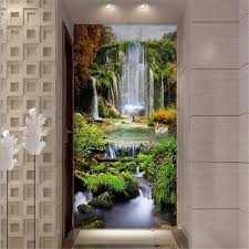 Online Shop <b>beibehang Custom wallpaper 3d</b> mural flowing water ...