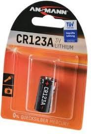 <b>ANSMANN</b> 5020012 <b>CR123A</b> BL1, Элемент питания | купить в ...