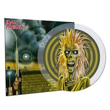 IRON MAIDEN | <b>Iron Maiden</b> (<b>40th</b> Anniversary) CRYSTAL CLEAR ...