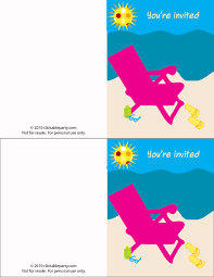 summer party printables from clickable party catch my party summer party printables from clickable party