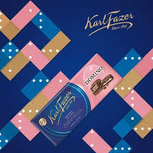 Хлеб и <b>шоколад</b> Fazer - Karl Fazer <b>Domino</b> | Facebook