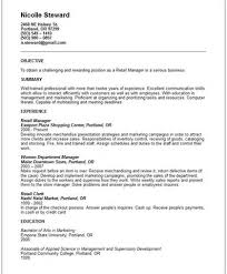 Personal Shopper Resume Sample By Resume7 Fashion Retail Resume ... fashion retail resume examples: resume sample for retail sales store manager pictures to pin on