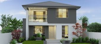 Double Storey Bedroom House Designs Perth   apg Homesview home design  middot  apg Homes   Lifestyle range   Cielo rear access elevation