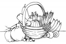 Small Picture vegetables Free coloring pages