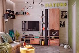 <b>Nature</b> 25 (<b>гостиная</b>) Стеллаж