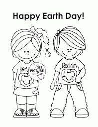 Small Picture Free Printable Earth Day Coloring Pages Online coloring page