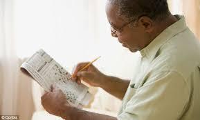 Crosswords for seniors