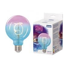 <b>Лампа</b> светодиодная филаментная (UL-00005892) <b>Uniel E27 4W</b> ...
