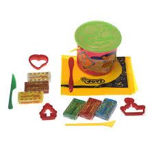<b>Jovi Набор для лепки</b>: пластилин, формочки, стеки, клеенка в ведре