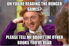 The Best Hunger Games Memes | WeKnowMemes via Relatably.com