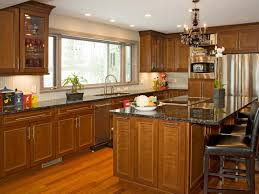 cabinets traditional maple cherry