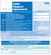 Sample Child Support Agreement - 7+ Example , Format Child Support Agreement Template Free Download