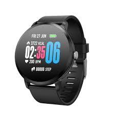 China <b>2019 Hot</b> Sell <b>Men</b> Women Sport Fitness V11 Smart Watch ...