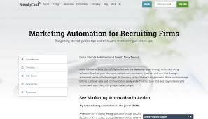 automation tools to make recruiters lives easier social talent simplycast