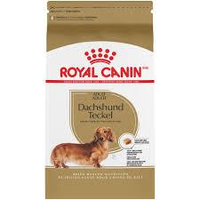 <b>Royal Canin</b> Breed Health Nutrition <b>Dachshund</b> Adult Dry Dog Food ...