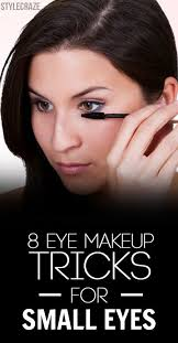 are you looking out for ways to emphasize your small eyes makeup tricks for