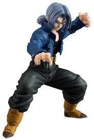 <b>Bandai Фигурка</b> Dragon Ball Styling Trunks — купить в интернет ...