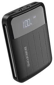 <b>Аккумулятор Borofone</b> BT21 Universal <b>energy</b> 10000 mAh ...