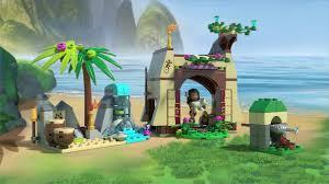 <b>LEGO Disney Princess</b> - 41149 Приключения Моаны на ...