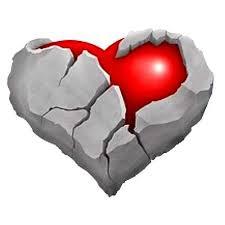 Risultati immagini per cuore indurito senza fede in dio