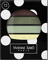 <b>Vivienne Sabo</b> - Quartet Eyeshadow / Ombre a Paupieres Quartette ...