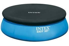 28026 <b>Intex Тент</b>-<b>покрывало</b> для бассейна <b>EASY SET</b> POOL ...