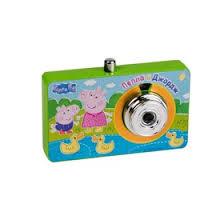<b>Фотоаппарат</b>-<b>проектор</b> «Свинка <b>Пеппа</b>», 8 слайдов (4013503 ...