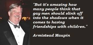 Quotes by Armistead Maupin @ Like Success