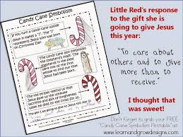 Small Picture Learn and Grow Designs Website The Legend of the Candy Cane Book