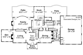 Two Story House Plans With Master Suite On First Floor