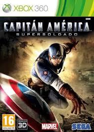 Capitán América Super Soldier RGH Xbox 360 Español Mega Xbox Ps3 Pc Xbox360 Wii Nintendo Mac Linux