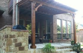 covered patio freedom properties: these  covered patio by archadeck of austin in rock round tx