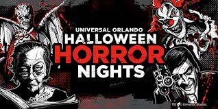 <b>Halloween Horror</b> Nights   UNIVERSAL ORLANDO