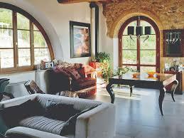 country luxury living room italian