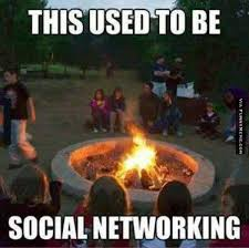 Funny memes - This used to be social networking | FunnyMeme.com via Relatably.com