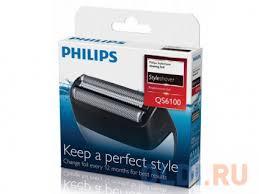 <b>Бритвенная головка Philips</b> QS6100/50 — купить по лучшей цене ...