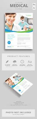 17 best images about flyer business flyer templates clean medical flyer
