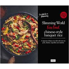 Slimming World <b>Chinese</b>-<b>Style</b> Banquet Rice 550g | Chinese ...