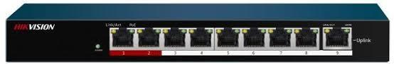 Купить <b>Коммутатор HIKVISION DS</b>-<b>3E0109P</b>-<b>E</b>/M(B), DS-3E0109P ...