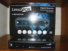 Lexuzbox F90 HD (Clone) recovery