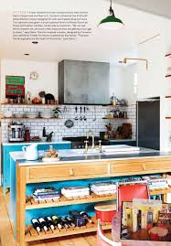 Turquoise Kitchen Turquoise Kitchen Federation Style Home Interiors By Color