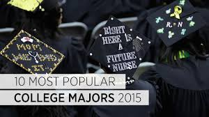 how to choose your college 10 most popular college majors