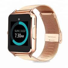 Metal Strap <b>Smart Watch</b> Model: <b>Z60</b> » Yelobuy