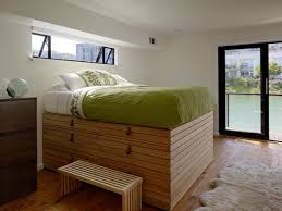style master bedroom japanese platform