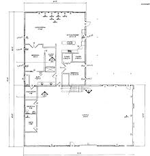 Jim  amp  Jeanne    s Home   Morton Buildings    IA   Floor Plan