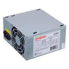<b>Блок питания</b> 500W <b>Exegate AA500 ATX</b> EX256711RUS — купить ...